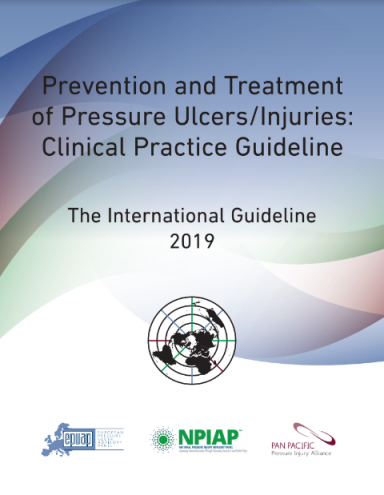 International Guidelines for Prevention and Treatment of Pressure Injuries